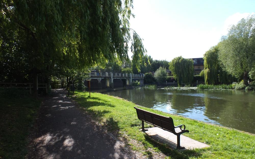 Lucy's Mill Bridge Upgrade