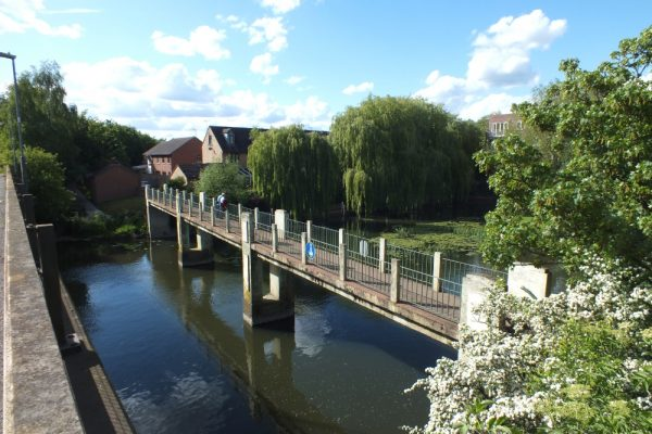 Lucy's Mill Bridge – A Bridge Leading Everywhere